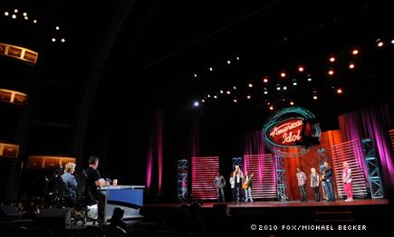 American Idol Hollywood Round 2