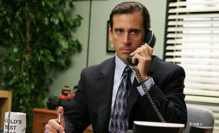 Could The Office Survive Without The World's Best Boss?